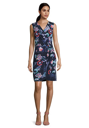 Betty Barclay Printed Sleeveless Dress