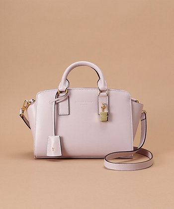 Samantha Thavasa Mia Bag (Small) - Light Pink