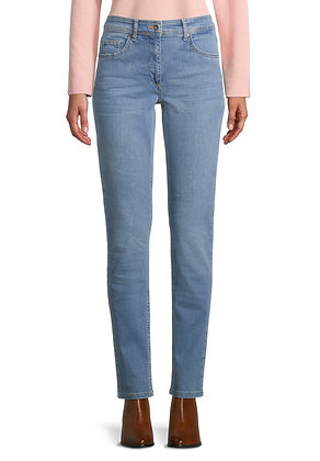 Betty Barclay Slim Jeans - Light Denim