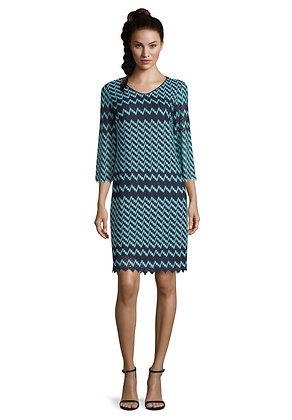 Betty Barclay Long Sleeve Shift Dress