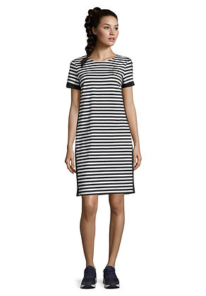 Betty Barclay Stripe T-Shirt Dress