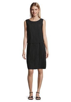 Betty Barclay Layered Shift Dress - Black