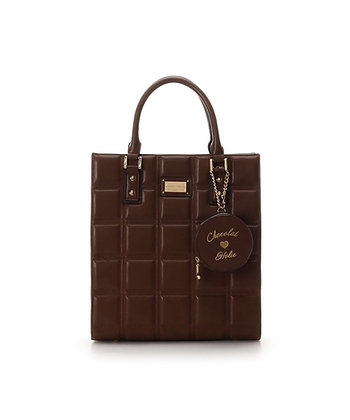 Samantha Vega Chocoholic Big Tote - Brown