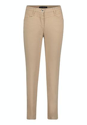 Betty Barclay Slim Trousers - Khaki