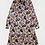 Thumbnail: Arthur Arbesser Printed Shirt Dress - Black/Yellow/Multi