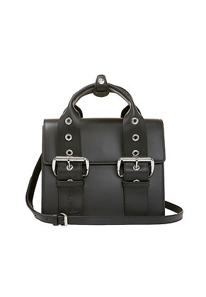 Vivienne Westwood Alex Medium Handbag - Black