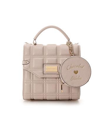 Samantha Vega Chocoholic Mini Bag - White