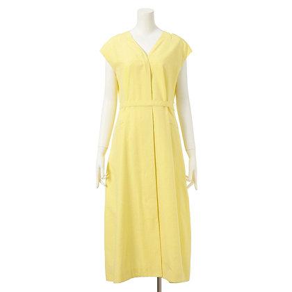 Taro Horiuchi SS20 French Sleeve Flare Dress