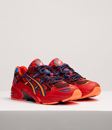 ASICS X Vivienne Westwood Gel-Kayano 5 OG - Classic Red/Electric Blue