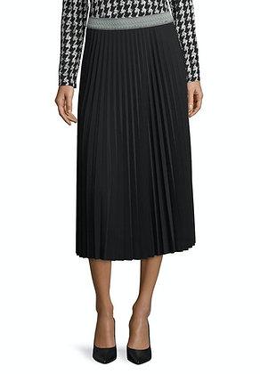 Betty Barclay Midi Pleat Skirt