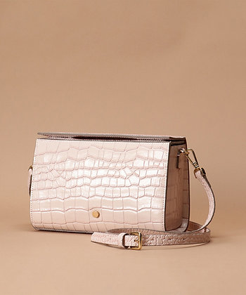 Samantha Thavasa Raissa Bag - Light Pink
