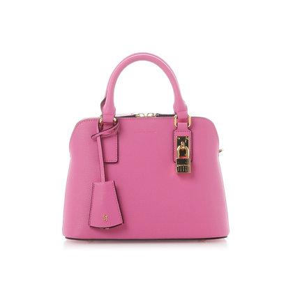Samantha Thavasa Hiking Flower Lady Mine Bag - Pink (Small)