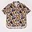 Thumbnail: Arthur Arbesser Printed Shirt - Black/Orange/Multi
