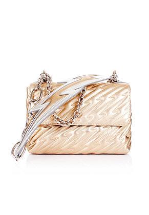 Vivienne Westwood Coventry Medium Handbag - Gold