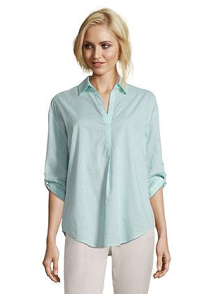 Betty Barclay Loose Shirt - Light Blue