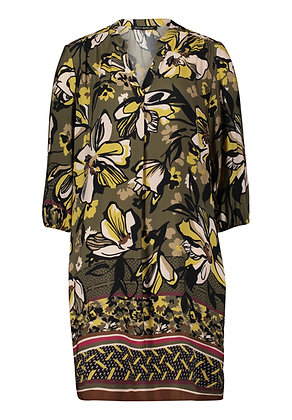 Betty Barclay Floral Print Kaftan Dress