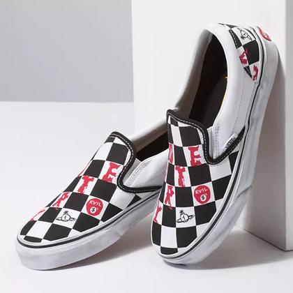 Vans X Vivienne Westwood Classic Slip-On Shoes