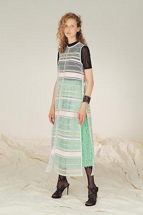 Taro Horiuchi SS20 Long Slit Dress