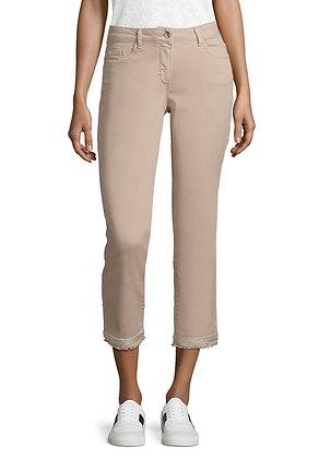 Betty Barclay Slim Ankle Pants - Latte