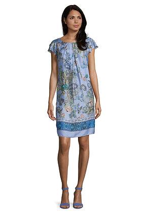 Betty Barclay Printed Cap Sleeve Dress