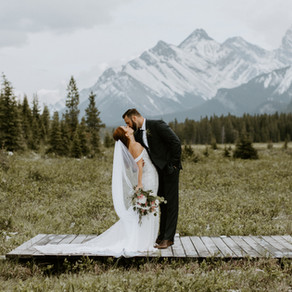 Intimate Mount Engadine Lodge Wedding - Kananaskis Wedding Photographer & Videographer