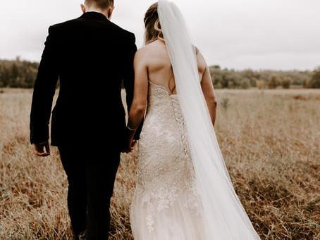 Romantic Meadow Muse Wedding