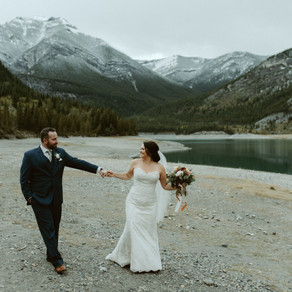 Pomeroy Kananaskis Mountain Lodge Wedding | Kananaskis & Canmore Wedding Photographer