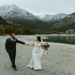 Pomeroy Kananaskis Mountain Lodge Wedding | Kananaskis & Canmore Wedding Photographer