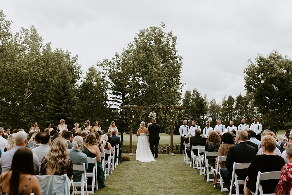 Sylvan Lake Hilltop Wedding Center