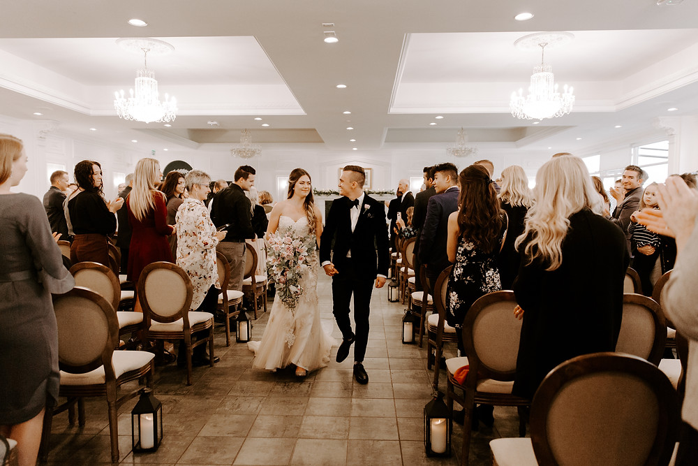 meadow muse wedding ceremony