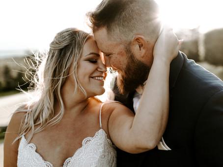 Romantic Hilltop Wedding Center Wedding | Hilltop Wedding Center Photographer & Videographer