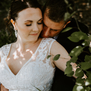A Beautiful Intimate Backyard Wedding | Covid-19 Update