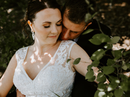 A Beautiful Intimate Backyard Wedding   Covid-19 Update