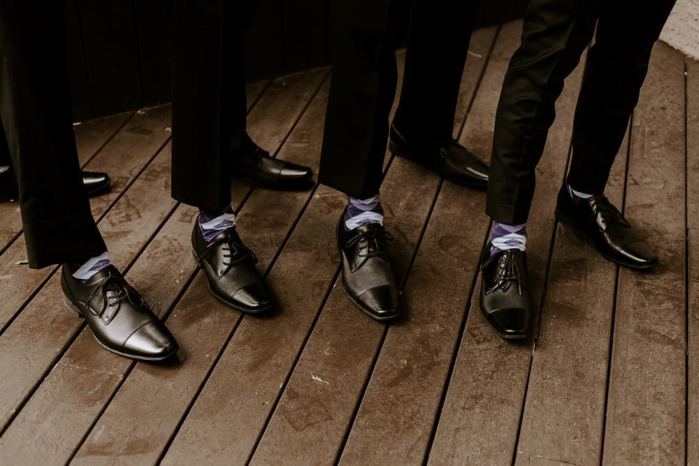 groomsmen shoes calgary wedding