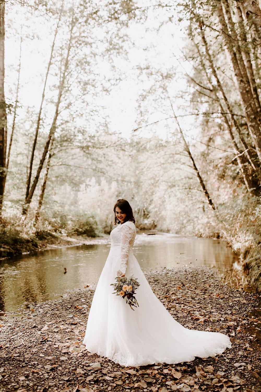 bride williams park langley