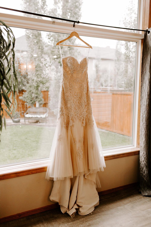 Meadow Muse wedding dress