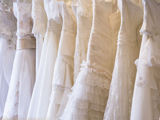 Caring for Wedding Gowns
