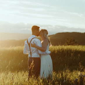 Foothills Elopement at Leighton Art Centre | Calgary Wedding Photographer & Videographer