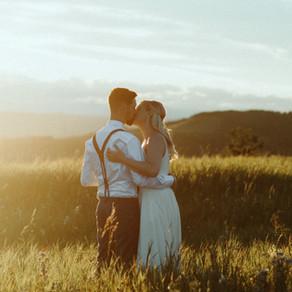 Foothills Elopement at Leighton Art Centre | Calgary Wedding Photographer & Videographer
