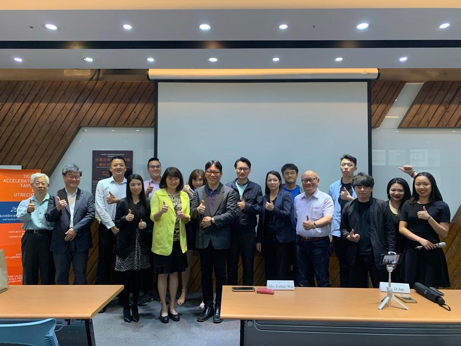 台灣品牌歐洲官網與網紅的跨境協作