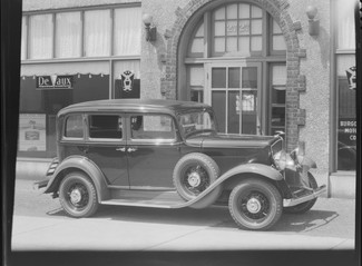 Throw Back Tuesday: Burgdorf Motor Company