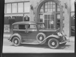 Throw Back Tuesday: Burgdorf Motor Company