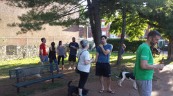 Yappy Hour June 2017
