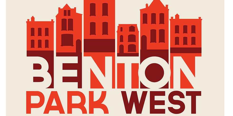 Benton Park West May Neighborhood Meeting