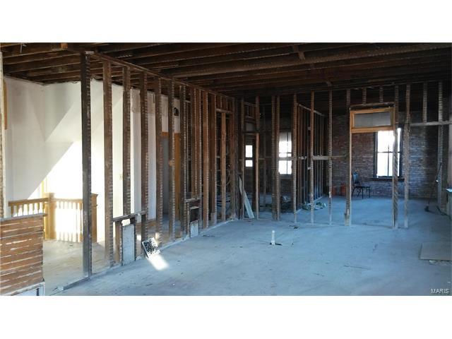 Second Floor - Gutted