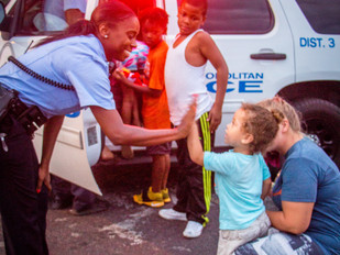 After the Party: National Night Out 2017