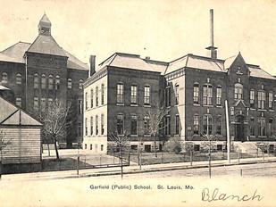 Throw Back Tuesday: Garfield School