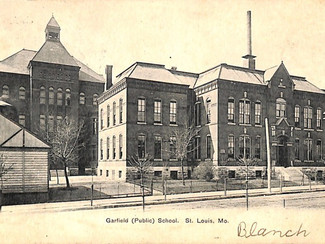 Throw Back Tuesday: Garfield School