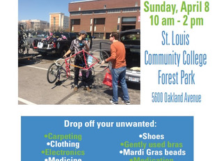 Earth Day and BPW Spring Clean Up