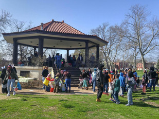 After the Party: Photos from Easter Eggstravaganza